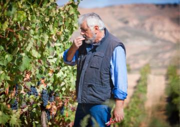 """""""Nuestros vinos se impregnan de las características del valle y sus habitantes"""""""
