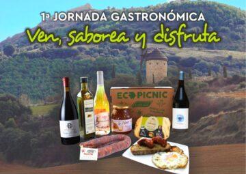 Jornada Gastronómica: Productos locales y de proximidad en Galilea